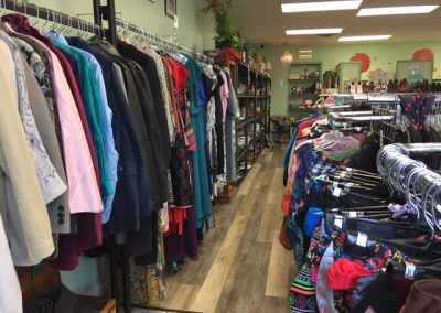 Clothing Thrift Store